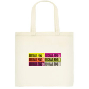 LCPD logo tote