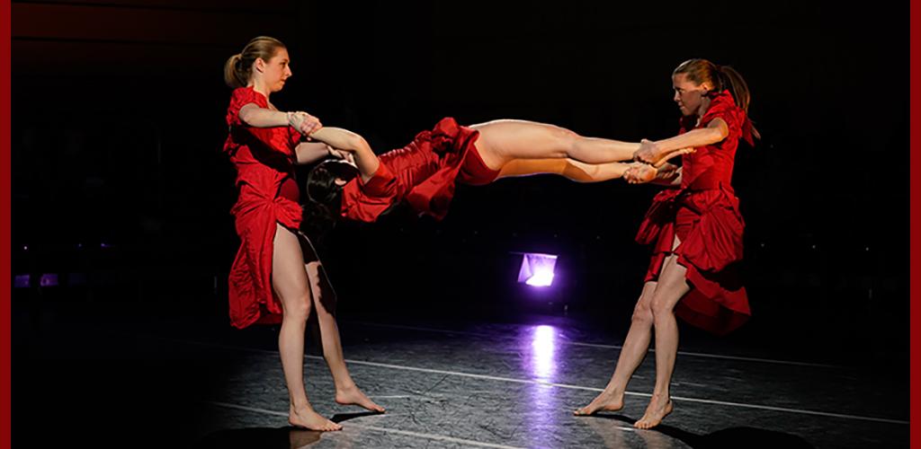 Chinese mature dance